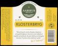 Klosterbryg - Brystetiket