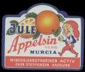Jule appelsinvand Murcia