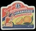 Forfriskende orangeade Sommerdrik