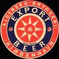 Export Beer - Rund etiket