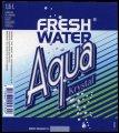 Fresh Water Aqua Krystal - 1,5 l - Brystetiket