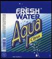 Fresh Water Aqua Citron - 1,5 l - Brystetiket