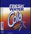 Fresh Water Cola - 1,5 l - Brystetiket