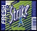 Fresh Water Strike - 0,5 l - Brystetiket