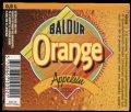 Orange Appelsin - 0,5 l - Brystetiket