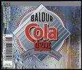 Cola Light - 0,5 l - Brystetiket