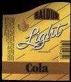 Light Cola - 0,25 l - Brystetiket