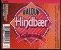 Hindb�r - 0,5 l - Brystetiket