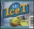 Mr. IceT - 0,5 l - Brystetiket