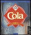 Cola - 1,5 l - Brystetiket