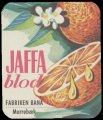 Jaffa Blod Appelsin