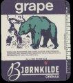 Grape - Brystetiket