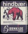Hindb�r - Brystetiket