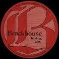 Julebryg 2003 - Brystetiket