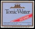 Tonic Water - Brystetiket