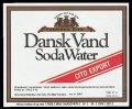 Dansk Vand - Brystetiket