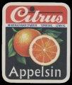 Appelsin - Brystetiket