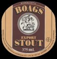 Boags Export Stout