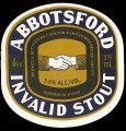 Abbotsford Invalid Stout - Frontlabel