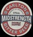 Carlton Midstrength Bitter Beer