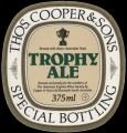 Trophy Ale - Special Bottling - Frontlabel