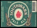 Southwark Pale ale - Frontlabel
