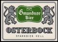 Gmundner Bier Osterbock