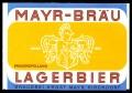 Mayr-Br�u Lagerbier