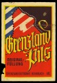 Grenzland Pils - Originalf�llung - Frontlabel