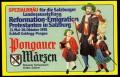 Pongauer M�rzen - Specialbr�u f�r die Salzburger Landesaustellung - Frontlabel