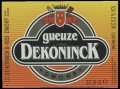 Gueuze Dekoninck