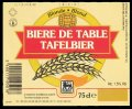 Biere de Table - Tafelbier - Yellow label