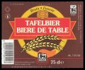 Biere de Table - Tafelbier - Red / Brown label
