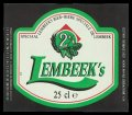 Lembeeks - Speciaal Lembeeks Bier