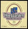 Hoegarden White Beer