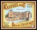 Kasteel Bier - Donker - Brewed Anno 1999