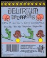 Delirium Tremens - Backlabel