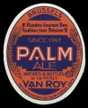 Palm Ale - Front label - Export USA