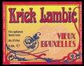 Kriek Lambic - Vieux Bruxelles