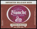 Biere Blanche - Brewed for Marks and Spencer