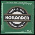 Hollander Lager Beer