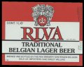 Riva Traditional Belgian Lager Beer