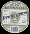 Dentergems Wit - Front Label