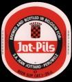 Jot Pils - Brewed and bottled for S.A. Jean Jottard-Peruwelz