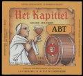 Het Kapittel ABT - Front Label