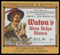 Watous - Front Label Export Italy