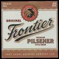 Frontier Pilsener
