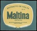 Maltina Especial - Extracto De Malta