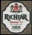 Rychtar - Premium 12 - Frontlabel