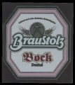 Braustolz - Bock - Frontlabel